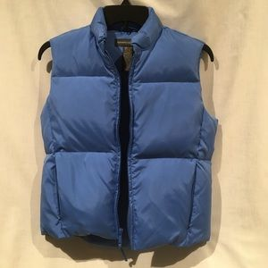 Banana Republic Down Puffer Vest XS